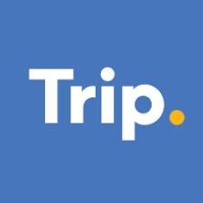trip dot com logo